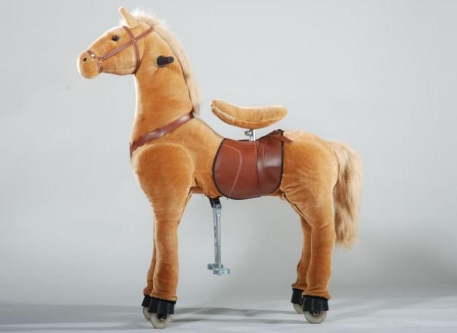 Světle hnědý kůň - velký