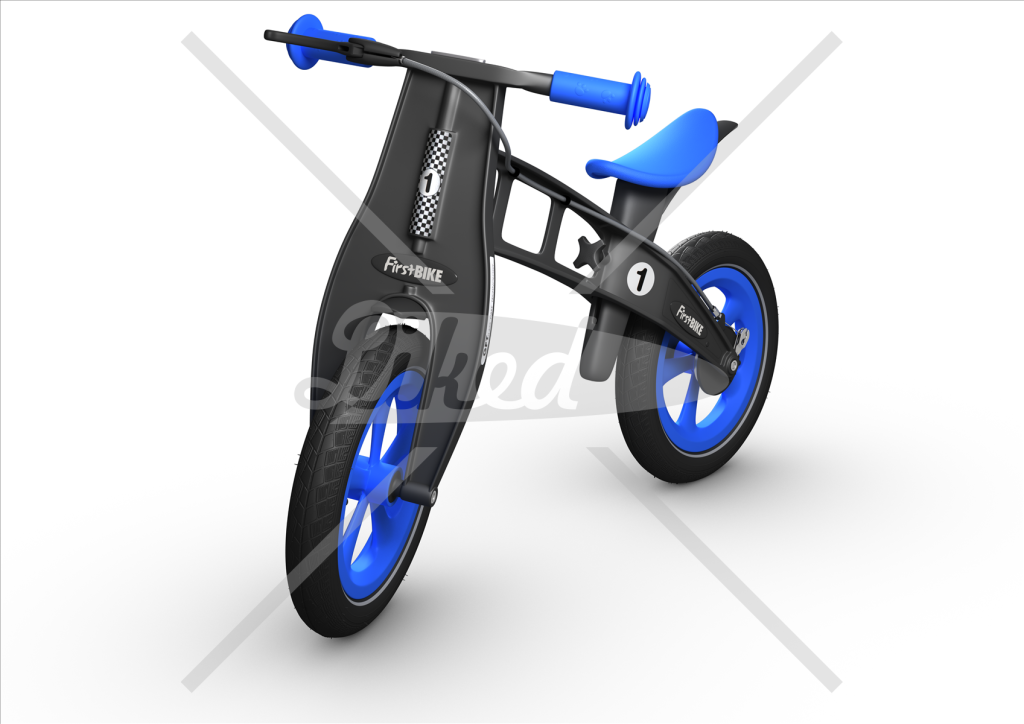 FISTBIKE LIMITED BLUE