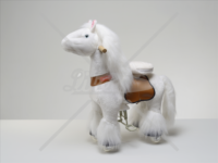 N3042 white horse small