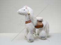 N3042 white horse small