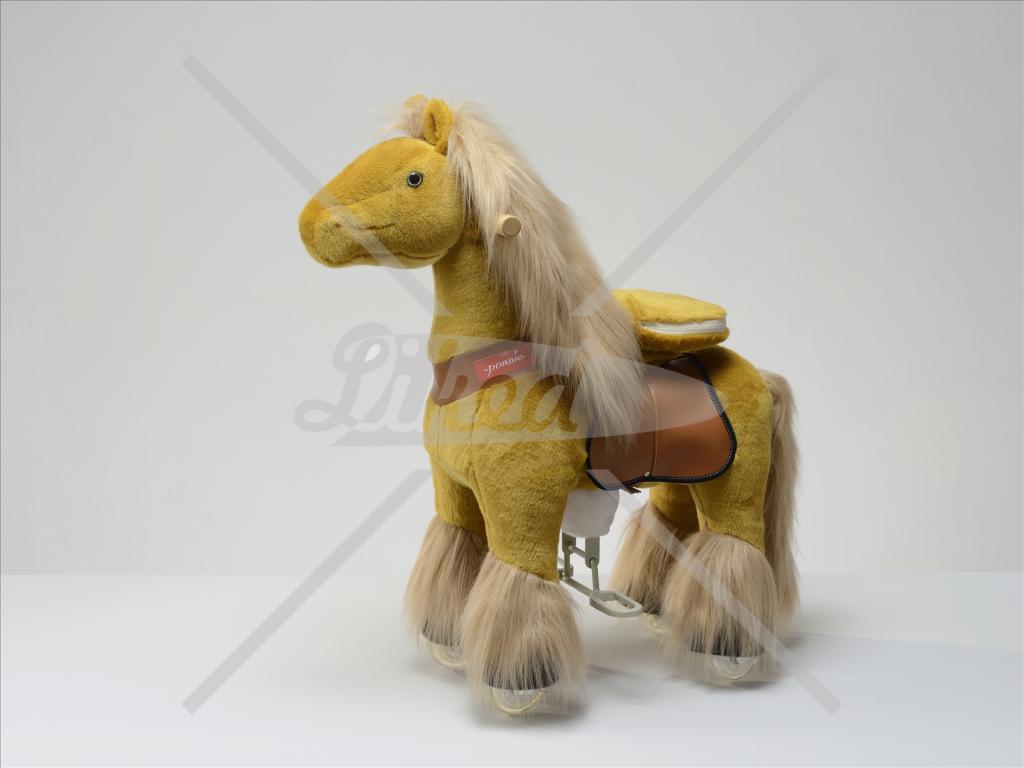 Hnědý královský kůň – malý