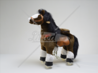 N3152 chocolate horse small