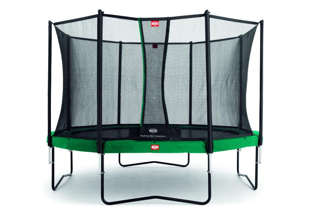 BERG Champion Green 330 cm + ochranná síť Comfort 330 cm