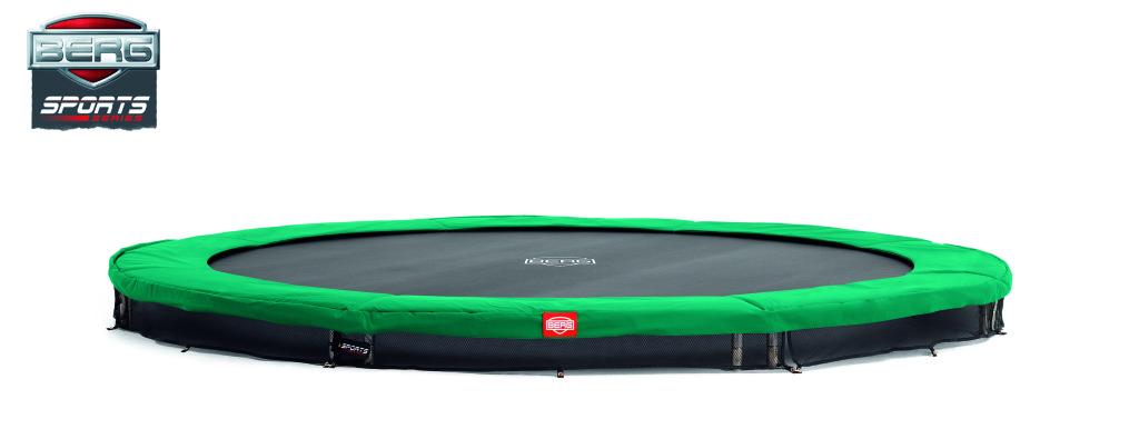 BERG InGround Favorit Green 380