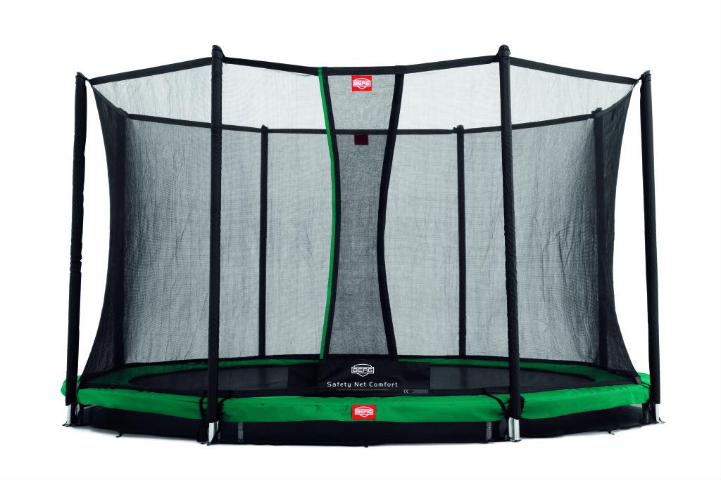 BERG InGround Favorit Green 430 + ochranná síť Comfort 430