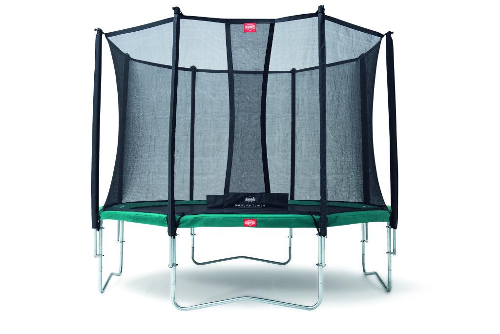 BERG Favorit Green 430 + ochranná síť Comfort 430