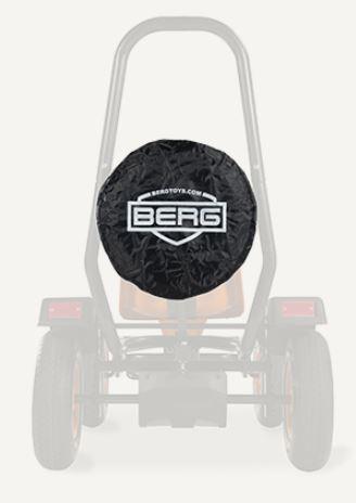 BERG Přídavné kolo na X-Cross