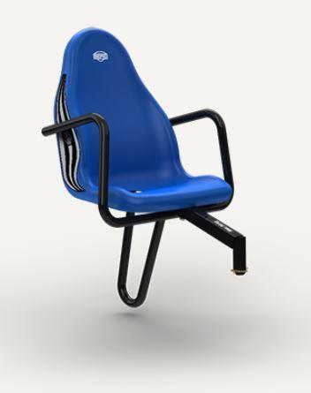 BERG přídavná sedačka na New Holland