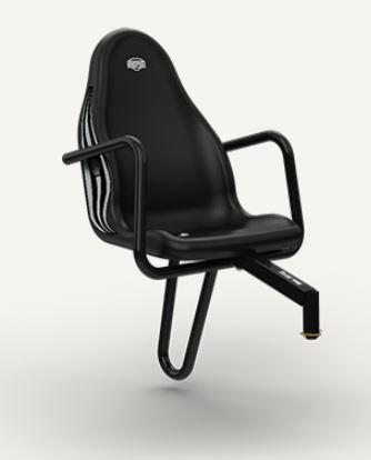 BERG přídavná sedačka na Fendt