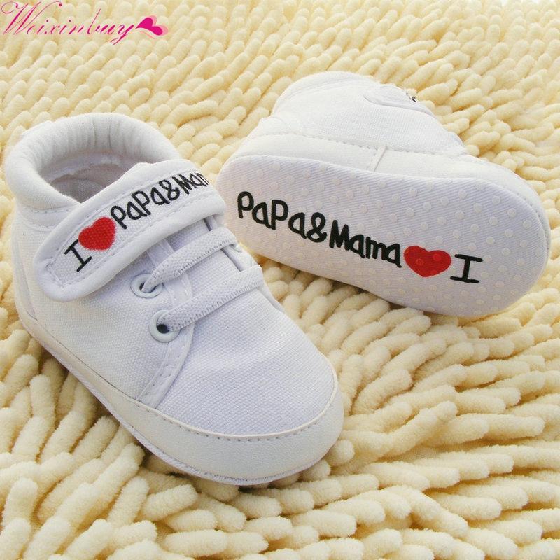 Stylové dětské botičky