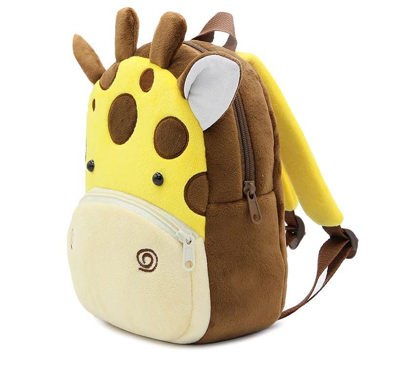 Kakoo plyšový batoh – Žirafa