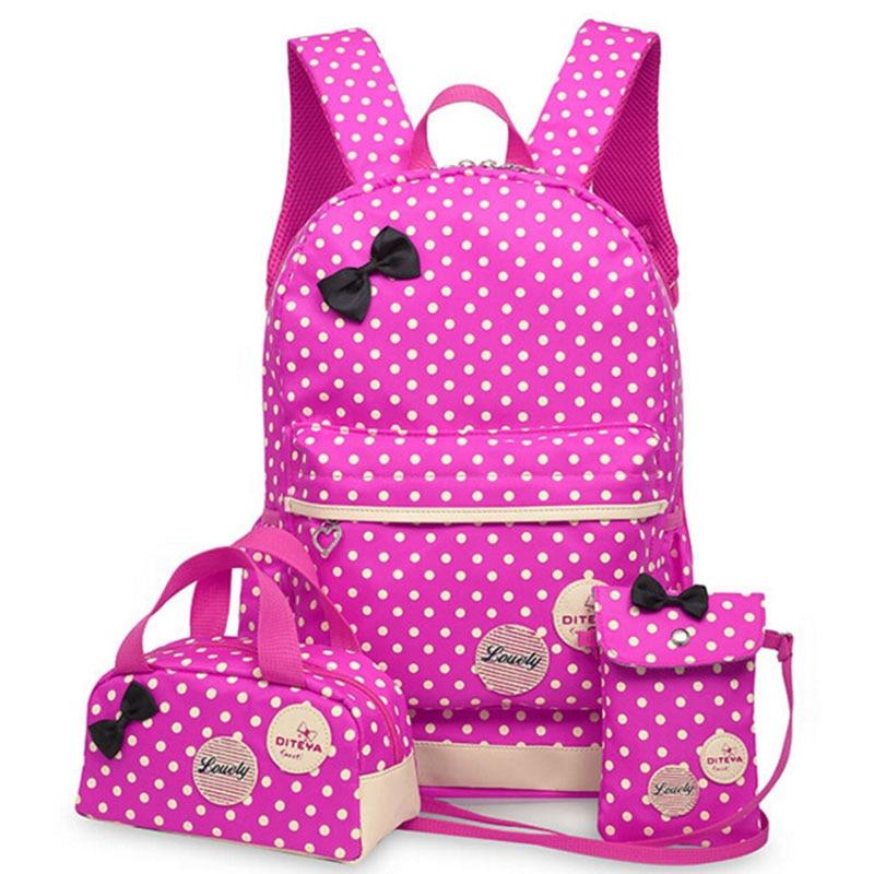 3-dílna sada batoh a dvě kabelky – IHNED ODESÍLÁME
