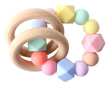 Náramkové dětské kousátko – barevné