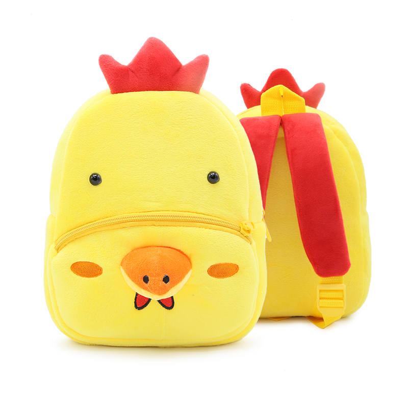 Kakoo plyšový batoh – Kuřátko