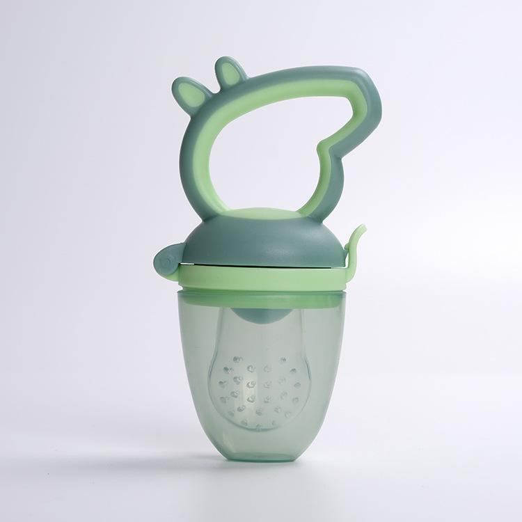 Plnící dudlík prasátko – Zelený