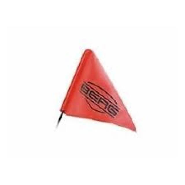 BERG bezpečnostní vlajka