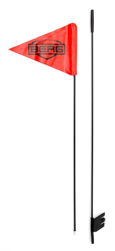 BERG vlajka na Buddy