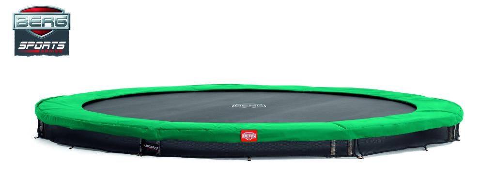 BERG InGround Champion Green 380