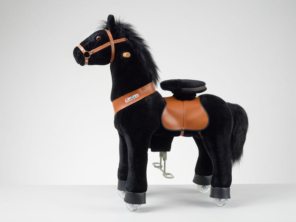 Blacky Ponycycle M HOME