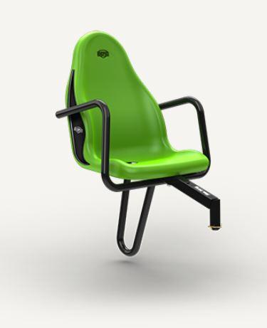 BERG přídavná sedačka na Deutz Fahr