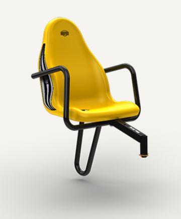 BERG přídavná sedačka na John Deere