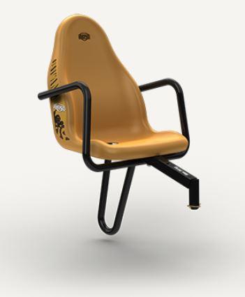 BERG přídavná sedačka na Safari