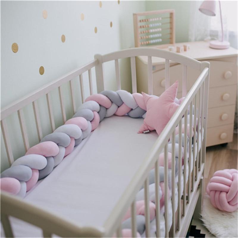 Resultado de imagen de Braided Crib Protector GIF