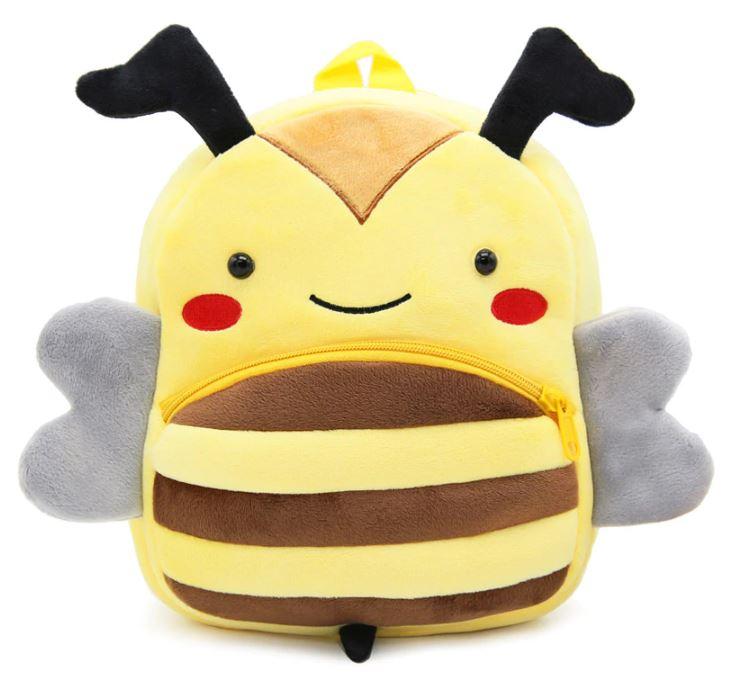 Kakoo plyšový batoh – Včelka