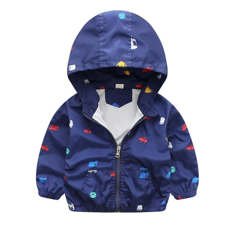 Chlapecká jarní bunda – IHNED ODESÍLÁME