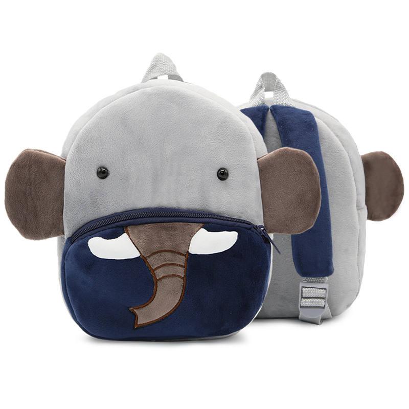 Kakoo plyšový batoh – Slon