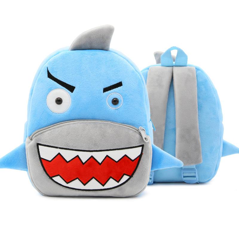 Kakoo plyšový batoh – Žralok