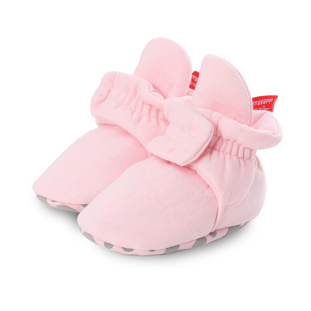 Capáčky pro miminko – Růžové