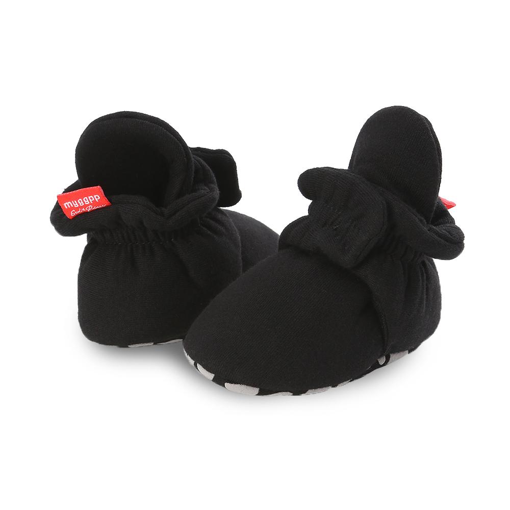Capáčky pro miminko – Černé