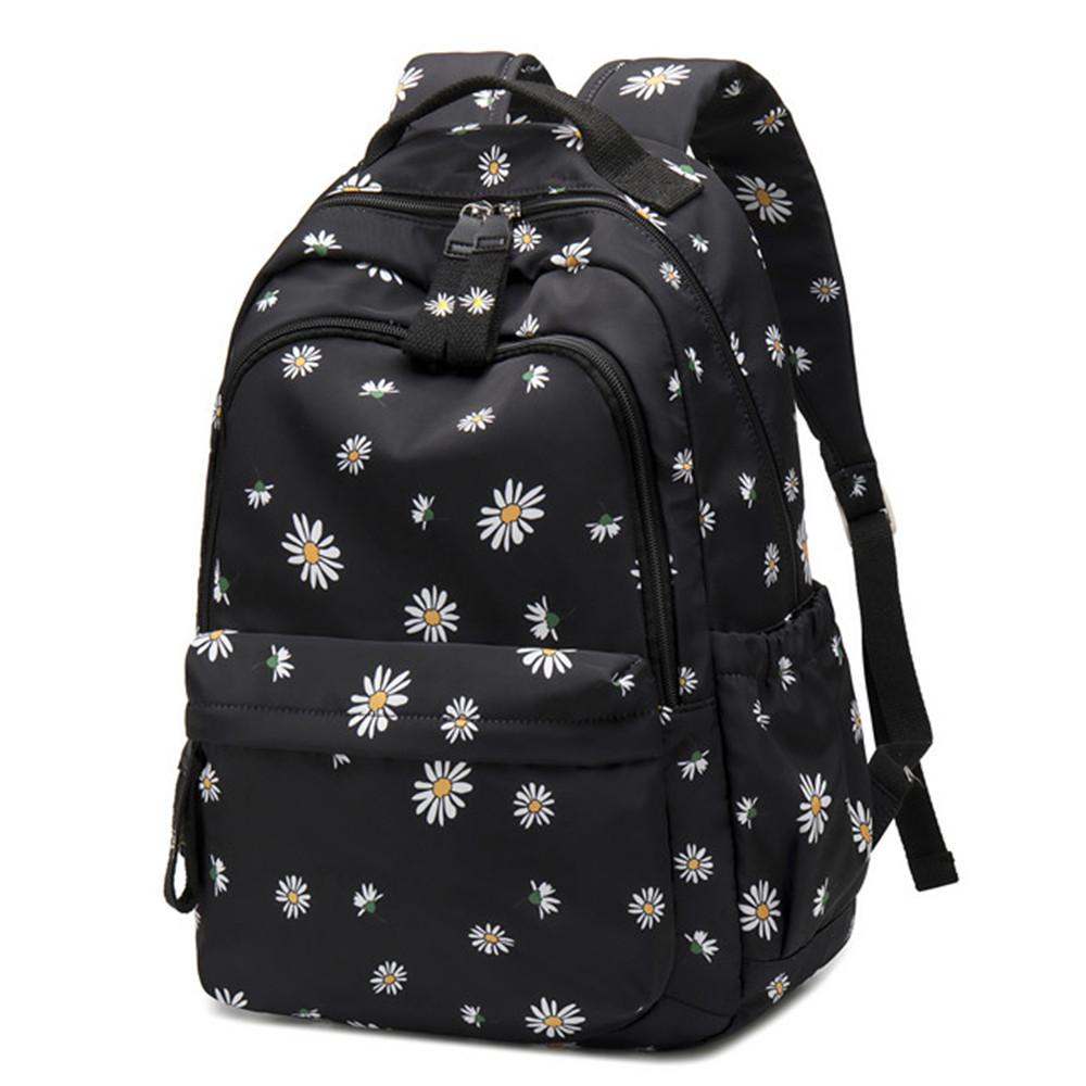 Školní plátěný batoh – Sedmikrásky